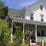 The front of the Stirling House