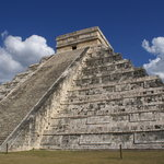 Main Temple Chichen Itza