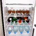 Mini Bar in our room