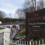 Pitlochry - Edradour Distillery