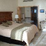 Master Bedroom of 2 bd unit