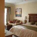 Master Bedroom from Livingroom