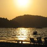 Patong Beach in late afternoon