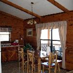 kitchen cabin 6