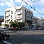 Hotel Terraza from Street