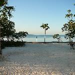 plage privée