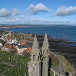 Saint Andrews - Saint Andrews Cathedral - Views
