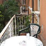 Room 36 Balcony (AWESOME)