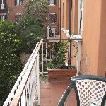Room 36 Balcony