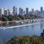 Brisbane and the River