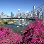 Brisbane and Story Bridge