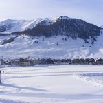 Town of Livigno Italy