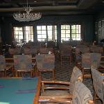 Dining Room at Jackalope's at the Tenaya Lodge