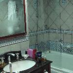 Bathroom at Sirkeci Konak