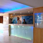Blue Waters Hotel Foyer