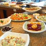 Blue Waters Hotel Buffet