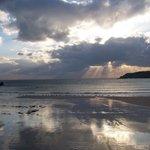 Jersey: Ouisane Bay