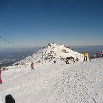 slope at top of gondola