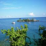 antigua isla de piratas