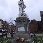 Robert Burns Famous Statue memorial