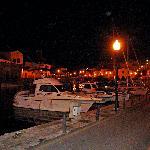 El puerto de Ciutadella, en las inmediaciones del hotel