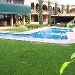 Villa del Sol Morelia Hotel and Suites Foto