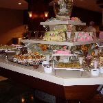Petit aperçu d'un buffet desserts