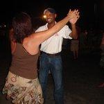 Bailando con Luis