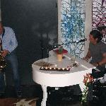 Live-Musik im Lux