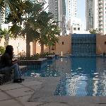 Qamardeen Hotel Swimming Pool