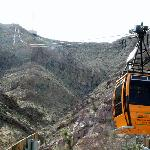 View of the cable car 2