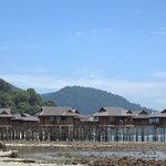 the spa villa