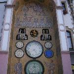 Astronomical Clock in Olomouc