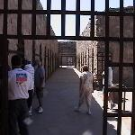 Down on the old cell block