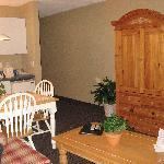 Room 22 living area