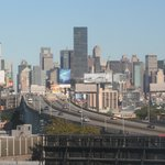 City Views from the City View: Midtown Manhattan & Long Island Expressway
