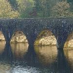 Bridge at Bosherston Lakes
