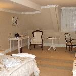 Bedroom in Hayfileld Manor