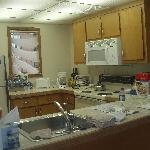 Fully equipped kitchen at Ridge Top #45