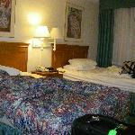 La Quinta Bakersfield - Room View