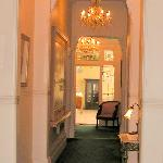 Manor House Hotel Hallway (March 2005)