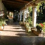 Hotel Hacienda Los Laureles Spa Foto