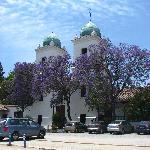 Church at Los Dominicos