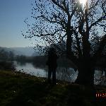 Nearby river walk (February)