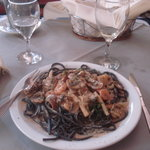 dinner at El Che Carlos
