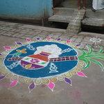 Pondicherry - Mandala