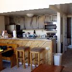 The West - Condo Kitchen