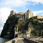 Castello Aragonse in Ischia Ponte
