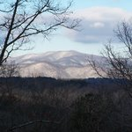 Blue Ridge Mountains - Fresh Snow by Holly Pine Haven