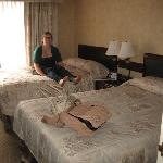 Room 322 Bedroom